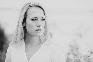 Sängerin Laura Heinz